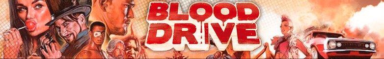 Сериал Кровавая Гонка / Blood Drive, 2017 г.